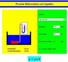 principio fundamental de la hidrostática2