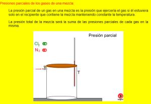 Ley presiones parciales 1