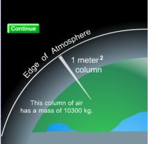 Presion atmosferica