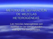 separación M.het.