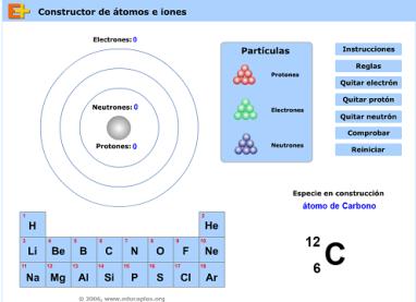 constructor átomos